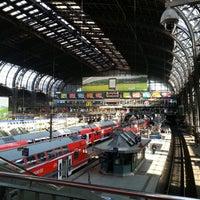 Das Foto wurde bei Hamburg Hauptbahnhof von Frank D. am 6/8/2013 aufgenommen