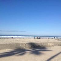 Снимок сделан в La Jolla Shores Beach пользователем Halil A. 12/22/2012