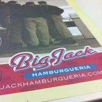 Foto tirada no(a) Big Jack Hamburgueria por Anni em 10/10/2012