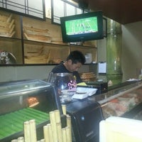 Das Foto wurde bei Nishiki Sushi von Sabrina J. am 11/10/2012 aufgenommen