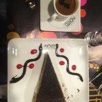 Снимок сделан в Moines Cafe & Fine Dining пользователем Akın A. 7/24/2013