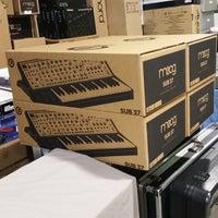 Three Wave Music - Music Store