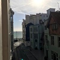 Photo prise au The Old Ship Hotel par Marco S. le10/12/2017