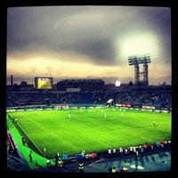 Foto tirada no(a) Стадион «Петровский» por artur a. em 5/19/2013