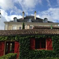 รูปภาพถ่ายที่ Chateau Haut Bailly โดย Victoria S. เมื่อ 7/29/2013