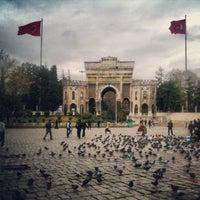 รูปภาพถ่ายที่ İstanbul Üniversitesi โดย Bilge C. เมื่อ 12/7/2012