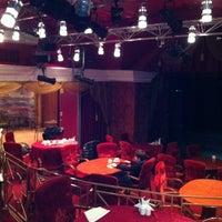 Снимок сделан в Театр-кабаре на Коломенской/ The Private Theatre and Cabaret пользователем Андрей У. 3/23/2013