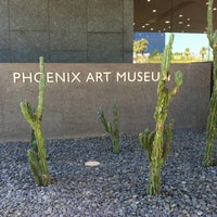 Photo taken at Phoenix Art Museum by Kirsten M. on 11/7/2012