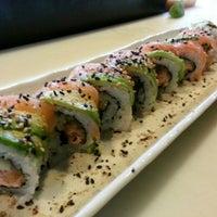 Das Foto wurde bei Taiyo Sushi Bar von Thamires B. am 3/29/2013 aufgenommen
