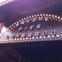 รูปภาพถ่ายที่ Teatro Franco Parenti โดย Serena c. เมื่อ 10/1/2013