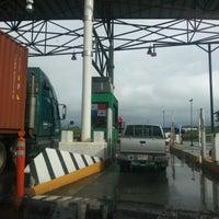 Foto tomada en Garita Peaje Autopista Panamá-Colón por Elian D. el 11/16/2012