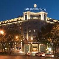 2/3/2013にAlexandraがHotel InterContinental Madridで撮った写真