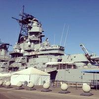 Das Foto wurde bei USS Iowa (BB-61) von Daniel L. am 8/17/2013 aufgenommen