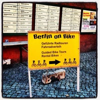 Photo prise au Berlin on Bike par AlenaZ le9/18/2012