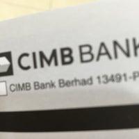 CIMB Bank - Bank in Bayan Baru