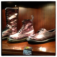 bac1dba8376 Photo taken at Dr. Martens Stockist by steffenH on 8 26 2013 ...