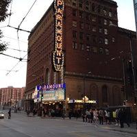 Das Foto wurde bei Paramount Theatre von Bruce C. am 10/14/2013 aufgenommen