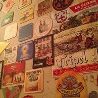 Foto tomada en La Casa de la Cerveza por Nacho G. el 5/3/2013