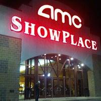 Amc Showplace Schererville 12 Movie Theater In Schererville