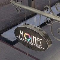 Снимок сделан в Moines Cafe & Fine Dining пользователем Yusuf Erhan A. 10/21/2013