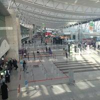 2/26/2013 tarihinde Ebru E.ziyaretçi tarafından Ankara Esenboğa Havalimanı (ESB)'de çekilen fotoğraf