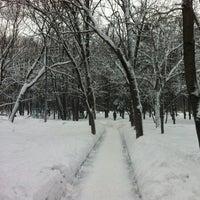 Снимок сделан в Чапаевский парк пользователем Alexander😸 К. 2/5/2013