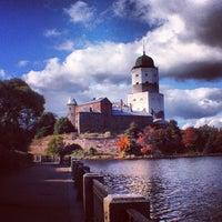 Снимок сделан в Выборгский замок пользователем Alina G. 10/1/2013