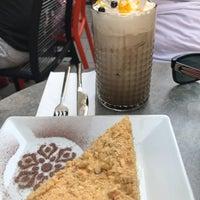 6/3/2017 tarihinde Umut D.ziyaretçi tarafından Black Ivory Coffee'de çekilen fotoğraf