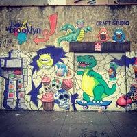 Photo prise au Baked in Brooklyn par Flor P. le1/4/2015