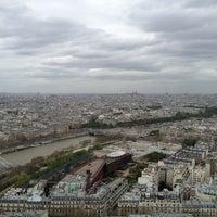 Foto tirada no(a) Restaurant 58 Tour Eiffel por Сергей em 4/16/2013