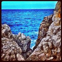 Das Foto wurde bei Montagna Spaccata von andre85scarface @. am 9/20/2012 aufgenommen