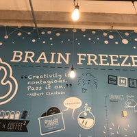 Foto tomada en Brain Freeze Nitrogen Ice Cream & Yogurt Lab por Silvia S. el 7/7/2017
