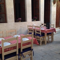 10/16/2013 tarihinde Umit S.ziyaretçi tarafından Avlu Restaurant'de çekilen fotoğraf