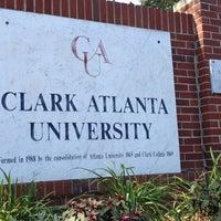 รูปภาพถ่ายที่ Clark Atlanta University โดย BTreva เมื่อ 10/13/2012