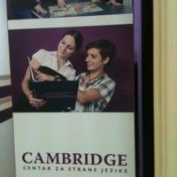 Cambridge - centar za strane jezike - College Classroom in