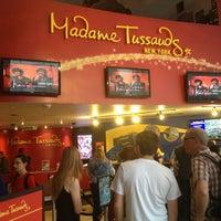6/3/2013にoroがMadame Tussaudsで撮った写真