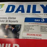 1/10/2013 tarihinde Matt L.ziyaretçi tarafından Las Vegas Convention Center'de çekilen fotoğraf