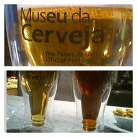 Foto scattata a Museu da Cerveja da Ana P. il 12/15/2012