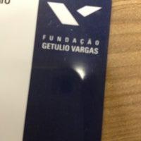 12/8/2012에 Graziele C.님이 Fundação Getulio Vargas (FGV)에서 찍은 사진