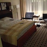 Foto tirada no(a) Radisson Blu Scandinavia Hotel por Gareth W. em 10/24/2012