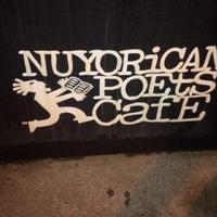 Foto scattata a Nuyorican Poets Cafe da Rod T. il 4/13/2013