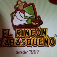 1/26/2013에 FranCk M.님이 El Rincón Tabasqueño에서 찍은 사진