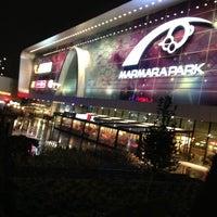 Foto tirada no(a) Marmara Park por Fatih em 2/19/2013