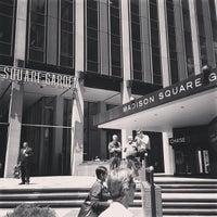 Foto scattata a Madison Square Garden da Lizz D. il 6/19/2013