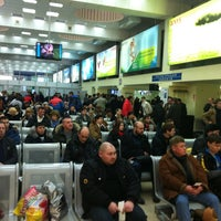 Снимок сделан в Международный аэропорт Курумоч (KUF) пользователем Ivan B. 1/29/2013