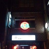 4/9/2014にfreekaz k.がbar AM hiroshimaで撮った写真