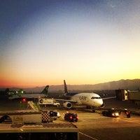 Foto tirada no(a) Aeropuerto Internacional Comodoro Arturo Merino Benítez (SCL) por Daniela M. em 7/25/2013