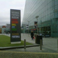 11/14/2012에 M.Emre님이 National Football Museum에서 찍은 사진