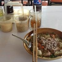 10/26/2012 tarihinde Amata M.ziyaretçi tarafından ตลาดหลักเมือง'de çekilen fotoğraf