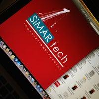 Foto tomada en SiMARtech por Saiid el 1/24/2013